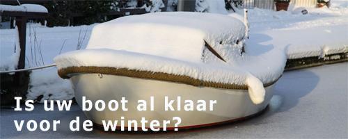 winterklaar boot